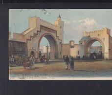 Frankreich France AK Tunis 1906 Nach Paris - Briefe U. Dokumente