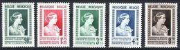 1951 - Nr 863-867 * - Unused Stamps