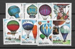 1984 MNH Rwanda - 1980-89: Neufs