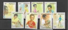 1981 MNH Rwanda - 1980-89: Neufs