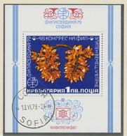BULGARIEN 1979 Block FIP-Kongreß - Blocks & Sheetlets