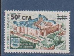 REUNION          N° YVERT    :     406    NEUF SANS CHARNIERES     ( NSCH   03/ 10 ) - Unused Stamps