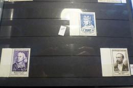 DESTOCKAGE  COLLECTION  FRANCE DONT VALEURS  ANNEES 1940 ET 1950 NEUFS** ET * ET OBLITERES TBE - Verzamelingen