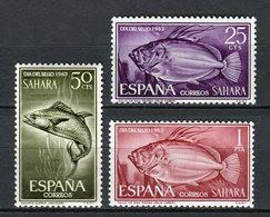 Sahara 1964. Edifil 222-24 ** MNH. - Sahara Español