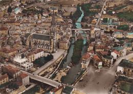 ST-AFFRIQUE (Aveyron): Vue Aérienne - Vallée De La Sorgue Et Les 4 Ponts - Saint Affrique