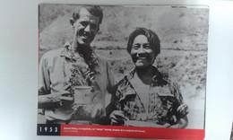 Fotos Que Hacen Historia Año 1953: Edmund Hillary Y El Sherpa Tensing - Unclassified
