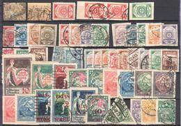 Lettonie - Collection Dès 1919 - 142 Timbres - Letland