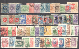 Lituanie - Collection Dès 1919 - 105 Timbres - Litouwen