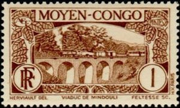 MOYEN CONGO - Viaduc De Mindouli - Ungebraucht