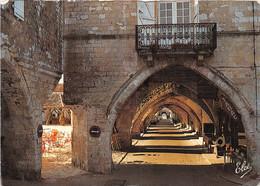 Dordogne Touristique MONPAZIER Ancienne Bastide Fondee En 1284(SCAN RECTO VERSO)MA0075 - Autres Communes