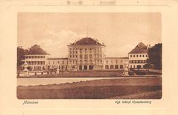 München (Allemagne) - Kgl. Schloss Nymphenburg - Muenchen