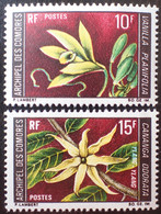 R1507/150 - 1969/1970 - COMORES - N°53 à 54 NEUFS** - Unused Stamps