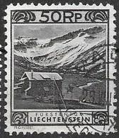 Liechtenstein VFU 1930 24 Euros - Used Stamps