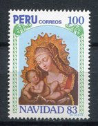 Perú 1983. Yvert 765 ** MNH. - Perú