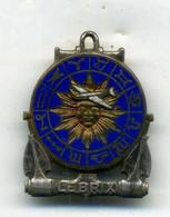Insigne Frégate Météorologique LE BRIX__courtois - Marine