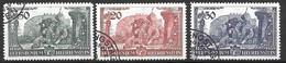 Liechtenstein VFU Set 1939 9 Euros - Used Stamps