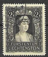 Liechtenstein VFU Set 1947 20 Euros - Used Stamps