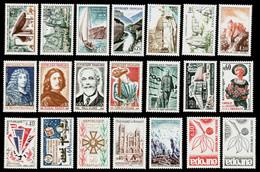 FRANCE 1965YT 1435-1467 ** - 1960-1969