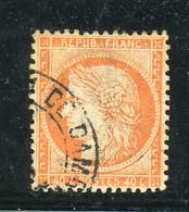Rare N° 38 Cachet Espagnol Admon De Cambio - 1870 Siège De Paris