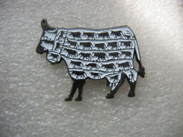 Pin's D'une Vache - Dieren
