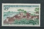 Côte D'Ivoire N° 206 XX Centenaire De La Poste D'Assinie Sans Charnière, TB - Costa De Marfil (1960-...)