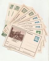 Bundesrepublik Deutschland - 28 Verschiedene Bildpostkarten ** (1/140-90) - Postales Ilustrados - Nuevos