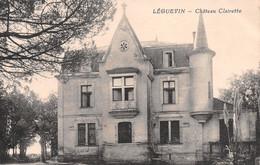 31-LEGUEVIN-N°T2558-E/0123 - Otros Municipios