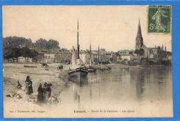 33 - Gironde - Langon - Bords De La Garonne   (N3414) - Langon