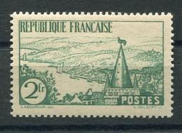 RC 20406 FRANCE COTE 85€ N° 301 RIVIÈRE BRETONNE NEUF ** B/ TB - MNH F-VF ( VOIR DESCRIPTION ) - Nuovi