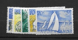 1949 MNH  Nederland, Postfris** - Unused Stamps