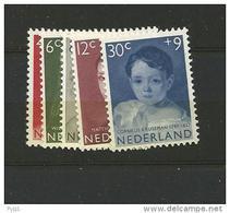 1957 MNH  Nederland, Niederlande, Netherlands, Pays-Bas,  Postfris - Unused Stamps