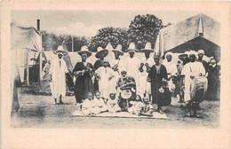 BURKINA FASO Chapeau MOSSI Soudan 13(scan Recto-verso) MA217 - Burkina Faso