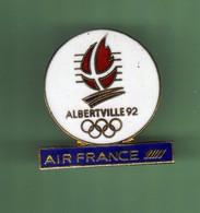 AIR FRANCE *** JO ALBERTVILLE 92 *** 2072 (24) - Vliegtuigen