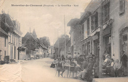38-MONESTIER DE CLERMONT-N°T2562-B/0323 - Otros Municipios