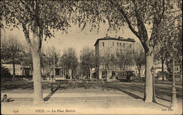06  NICE  La Place Béatrix - Plätze