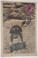 85 Sables D Olonne 1936 Dame Coquine A La Plage - Sables D'Olonne