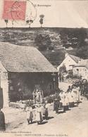 15 SAINT URCIZE Procession De Saint Roc - Other Municipalities