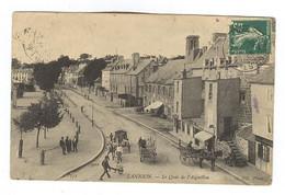 G1599 - LANNION - Le Quai De L'Aiguillon - Lannion