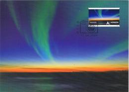 39492. Tarjeta Maxima OSLO (Noruega) 2009. Bleik, Andoya, Nordland - Maximum Cards & Covers