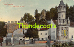 CPA VALKENBURG VALKENBERG  NIEUWE OPGANG NAAR DE RUINE - Valkenburg
