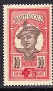 Martinique N° 82 XX Au Profit De La Croix-Rouge,  Sans Charnière TB - Non Classés