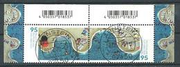 ALEMANIA 2020 - MI 3550/51 - Usados