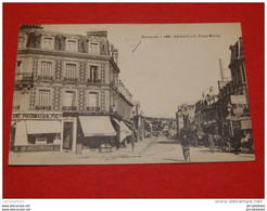 DEAUVILLE  -  Place Morny  -  1914 - Deauville