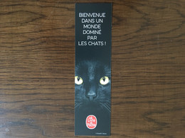 Marque Page Chat - Marque-Pages