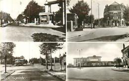 VILLEPINTE 4 Vues Du Quartier De La Gare - SM - Villepinte
