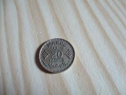 Maroc - 20 Francs Mohammed V 1952.N°2272. - Marocco