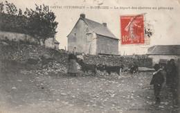 15 SAINT URCIZE Départ Des Chèvres - Other Municipalities