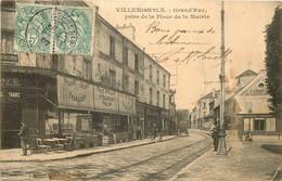 VILLEMOMBLE Grand'rue - Villemomble