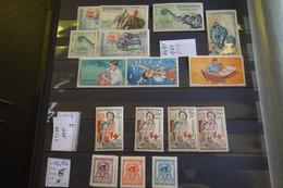 Collection Du LAOS*/** Majoritée MNH ** - Laos