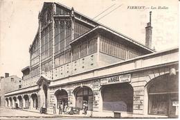 FIRMINY (42) Les Halles - Firminy